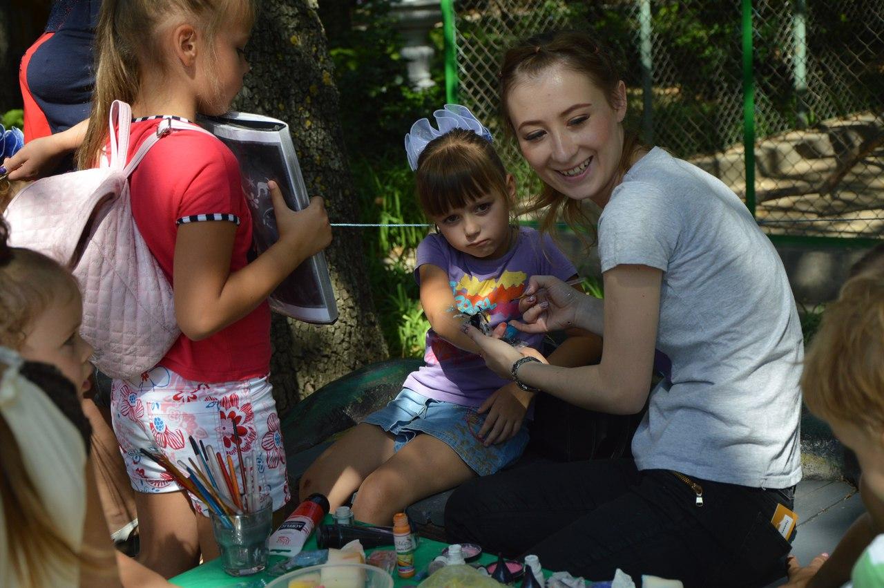 Як звірі у Миколаївському зоопарку поздоровляли городян з Днем міста - фото 12