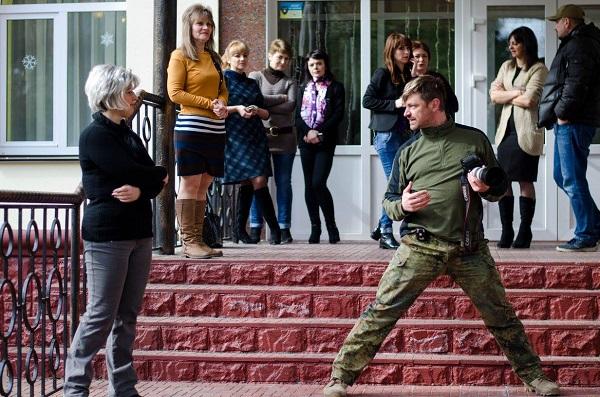 Волонтери вчили заново жити вдів вінницьких захисників  - фото 4