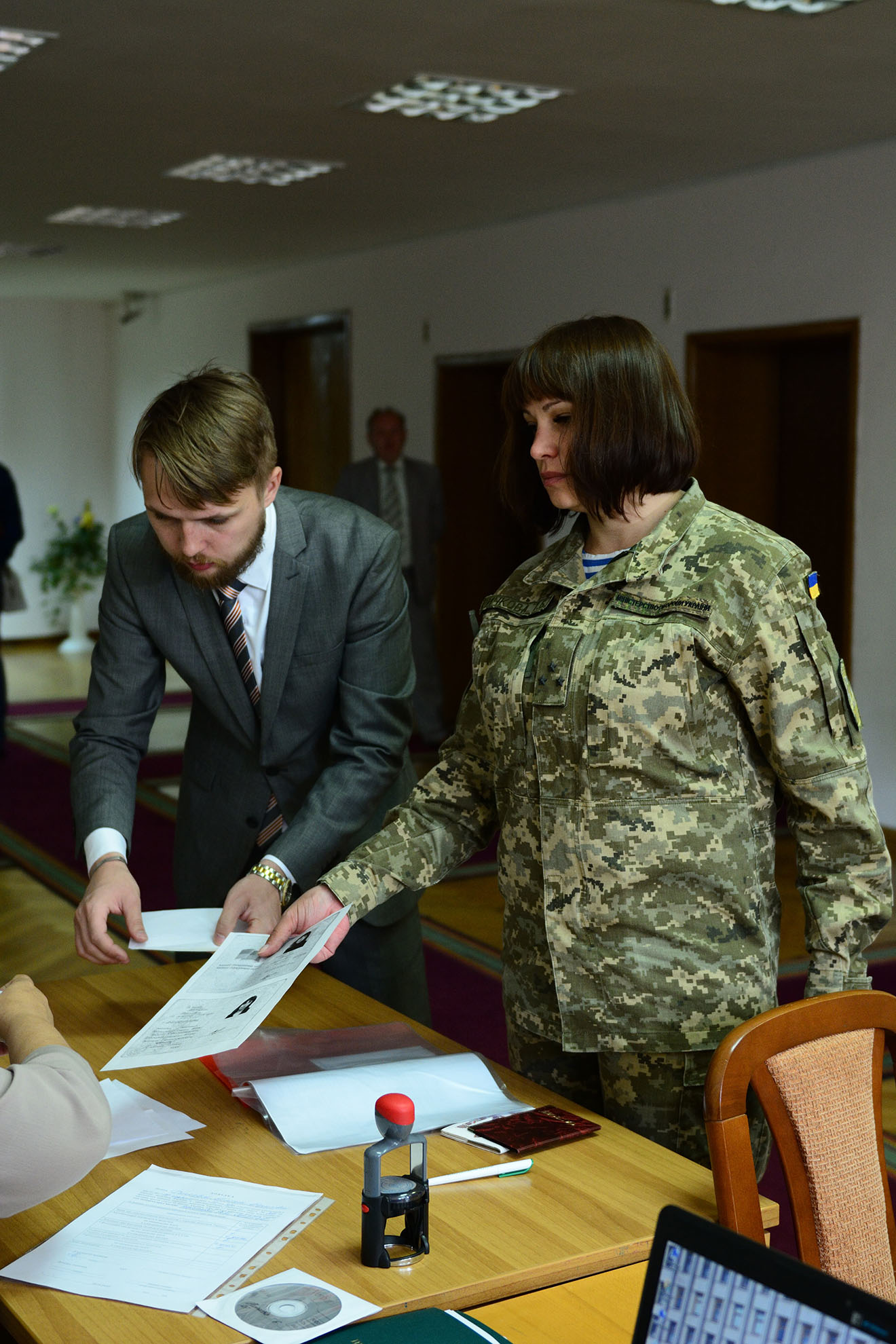 Тетяна Ричкова подала документи на реєстрацію в ЦВК - фото 2