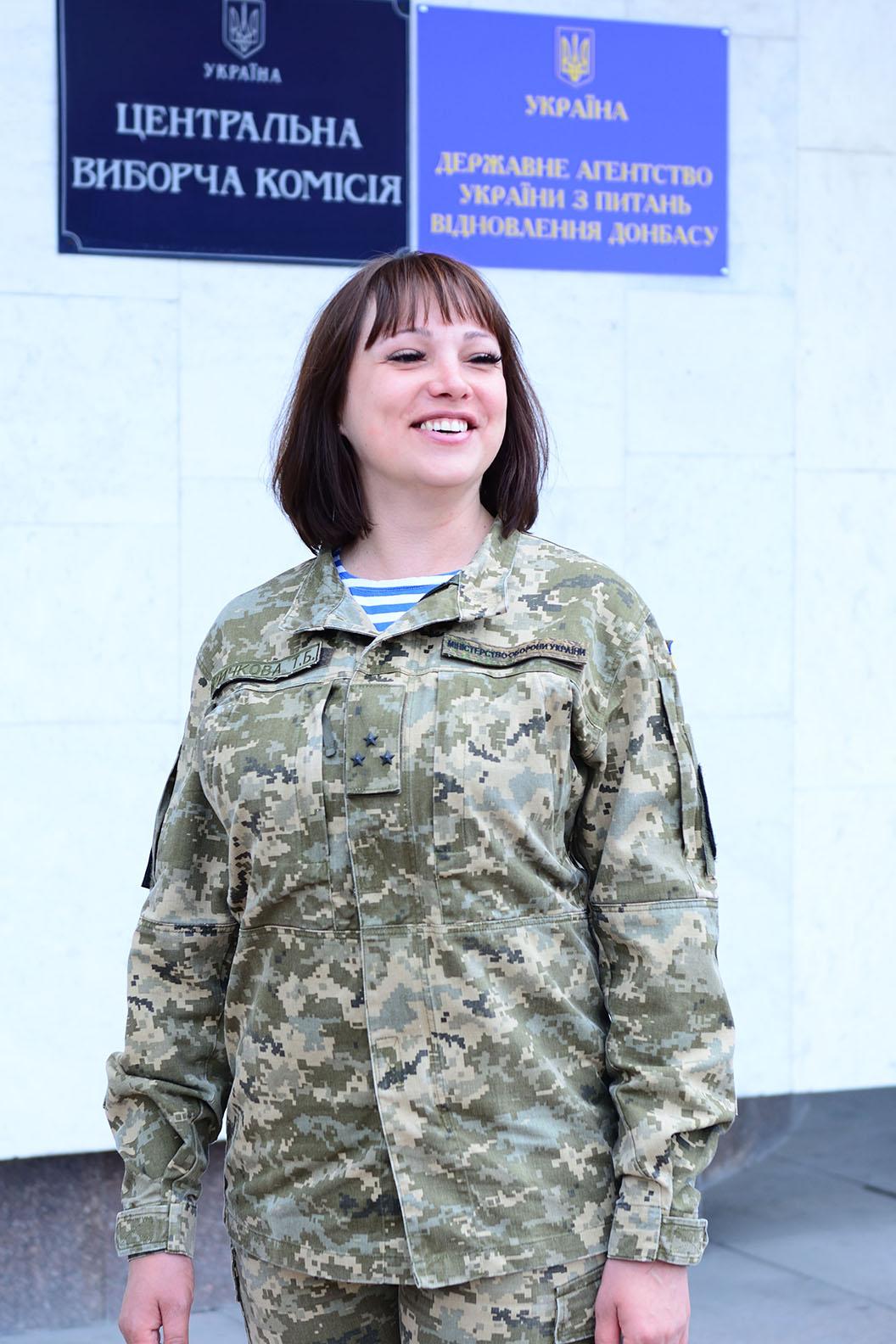 Тетяна Ричкова подала документи на реєстрацію в ЦВК - фото 3