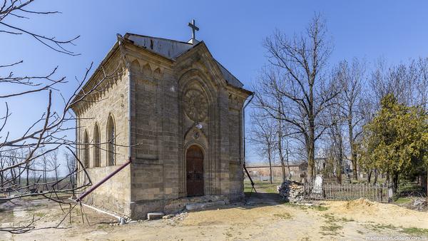 """Як у Вінниці шукали """"загублену"""" католицьку каплицю  - фото 5"""