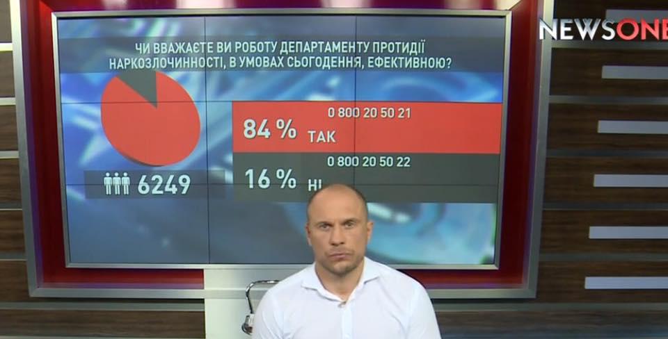 """Скандальний Ківа похвалився """"путінським"""" рейтингом - фото 1"""
