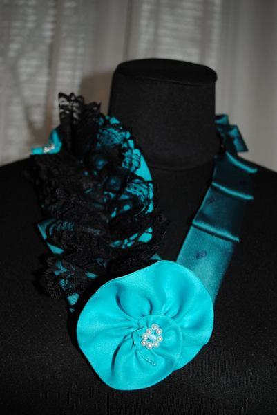 У стилі бохо-шик: одяг та прикраси з краваток  - фото 4