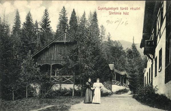 Де відпочивали і лікувалися на Закарпатті 100 років тому - фото 1