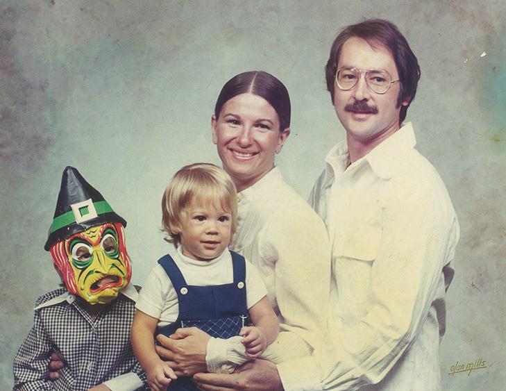 35 дуже дивних сімейних фото - фото 22
