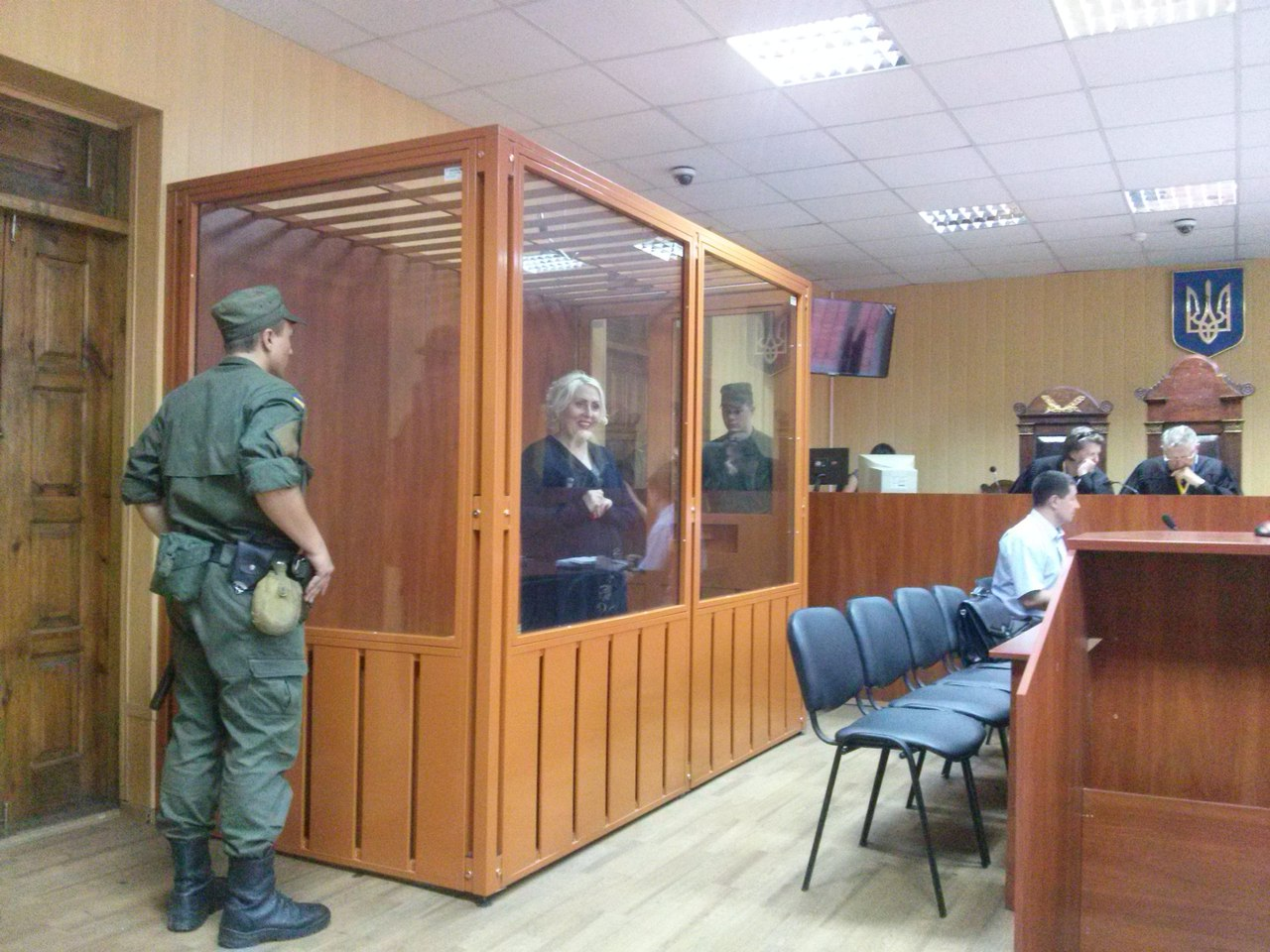 У Харкові Штепа вимагає у щоденному режимі слухати її справу - фото 1