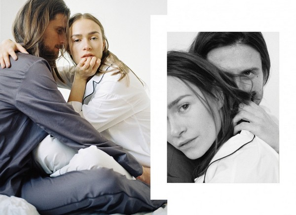 Лесбійська пара прорекламувала українську одежу  - фото 1