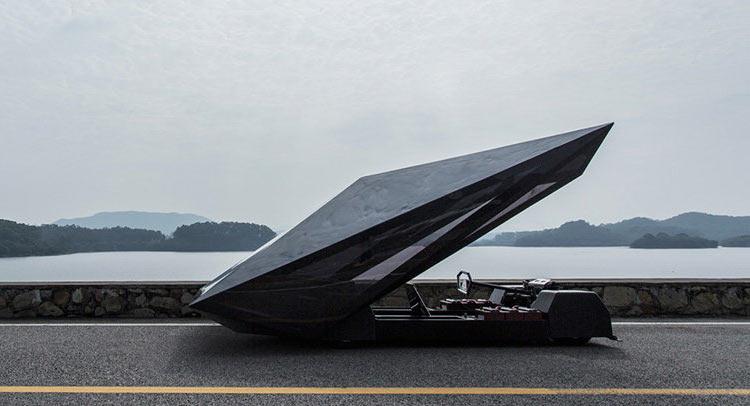 """Голландці показали, як виглядає автомобіль """"без дизайну"""" - фото 1"""