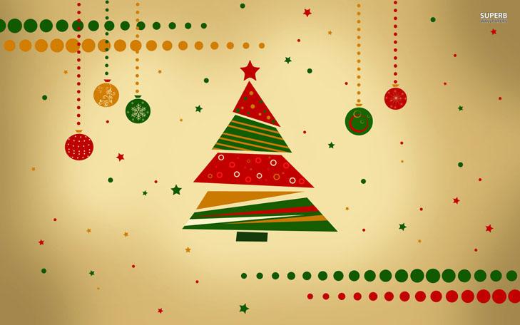 """Топ-20 несподіваних різдвяних """"шпалер"""" для робочого столу - фото 10"""