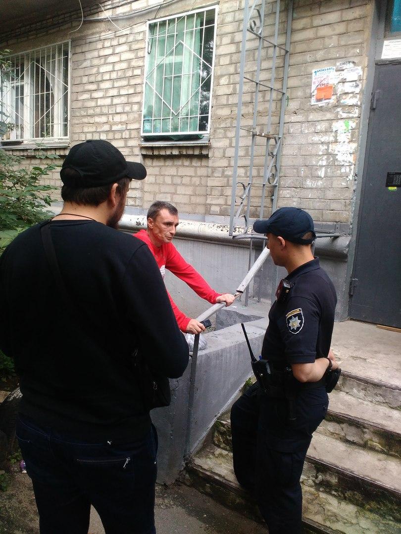 """""""Азовці"""" викрили нарко-квартиру в Харкові (ВІДЕО, ФОТО)  - фото 2"""
