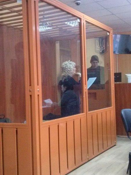 Штепа в суді: Слава Україні - фото 1