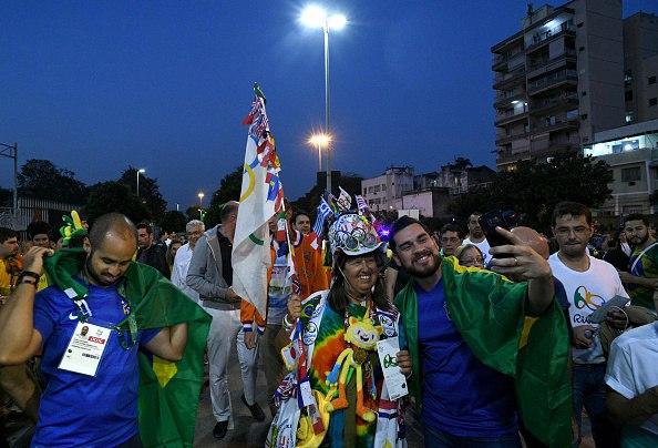 Як виглядають найдивакуватіші вболівальники Ріо-2016 - фото 1