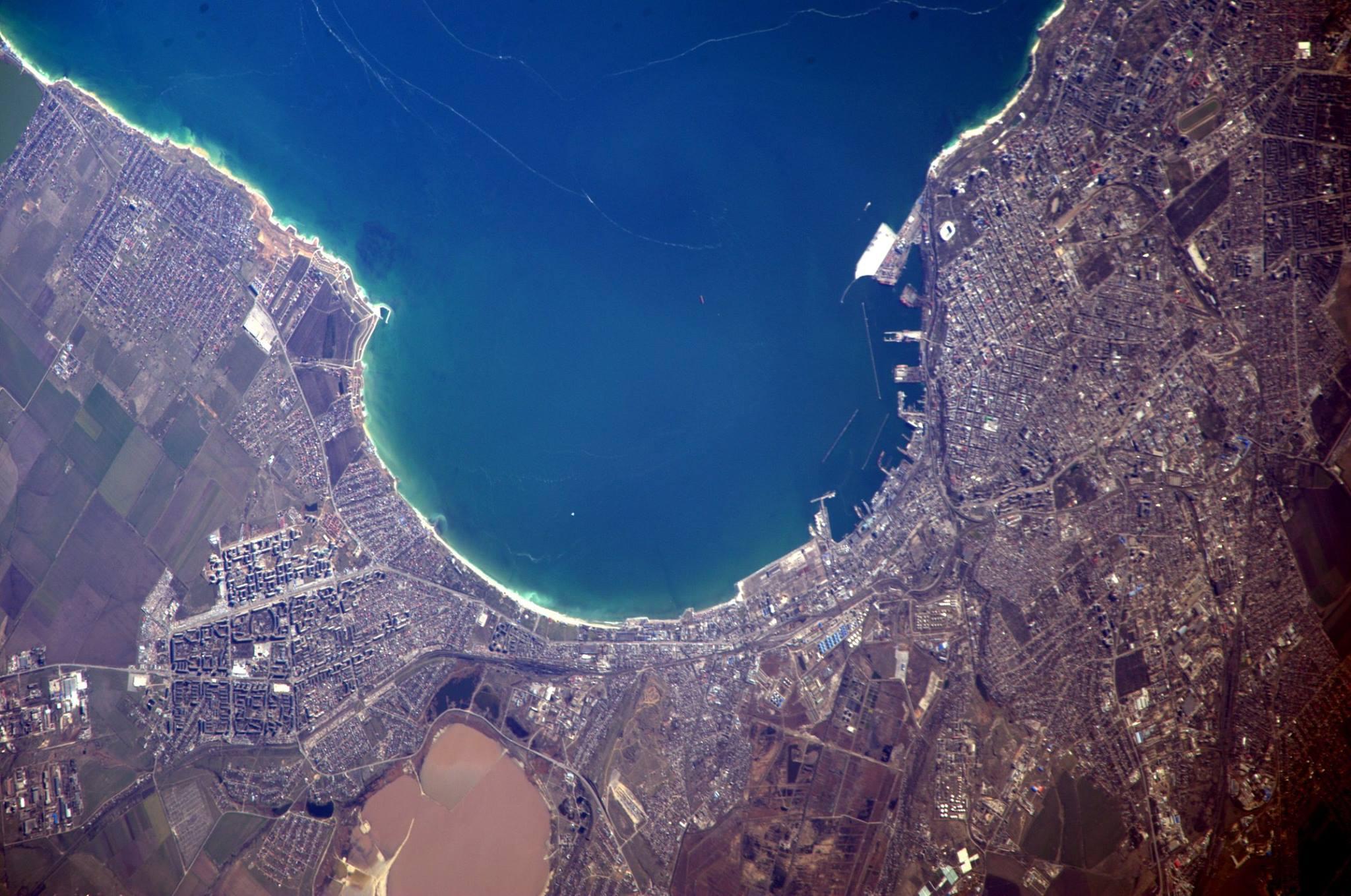 картинки ландшафта европы спутник представляет собой