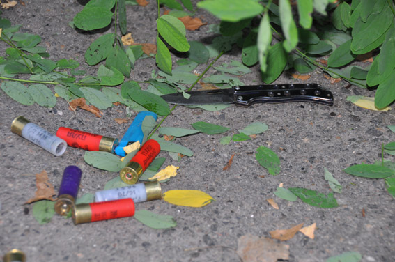 Злочинець, що стріляв по миколаївських патрульних, має п'ять судимостей