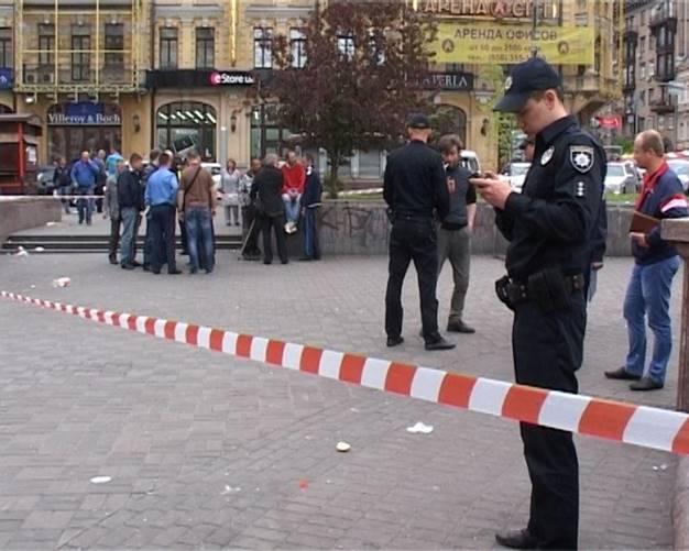 Сталі відомі подробиці стрілянини у центрі Києва - фото 2