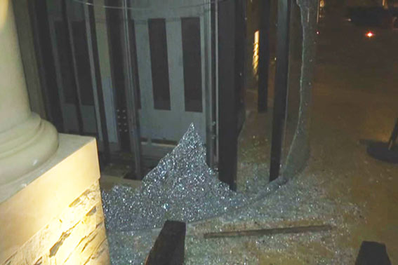 В одеському готелі влаштували розбірки зі стріляниною. Поліція