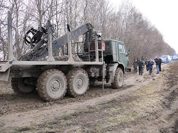 На Вінниччині вирубили дубів на 150 тис. грн. - фото 1