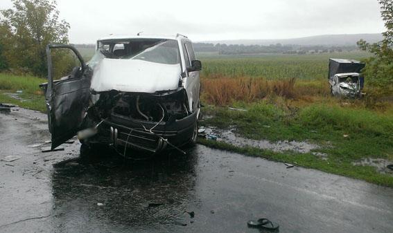 Смертельное ДТП под Славянском. Две пассажирки погибли наместе