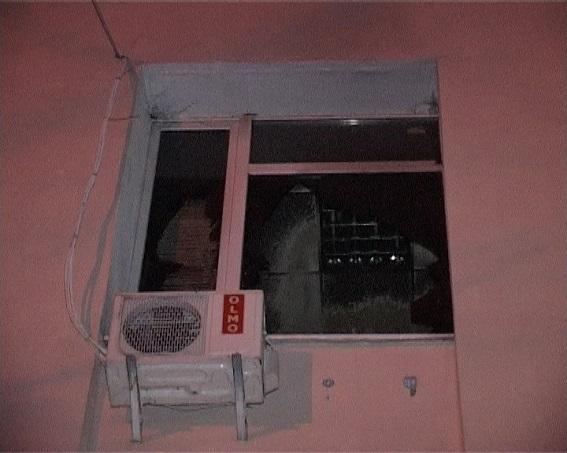 Поліція показала спалений кабінет судді ГРУшників  - фото 2