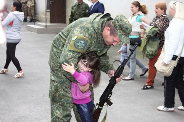 """Що бійці батальйону """"Вінниця"""" півтора місяці робили в Донецькій області  - фото 1"""