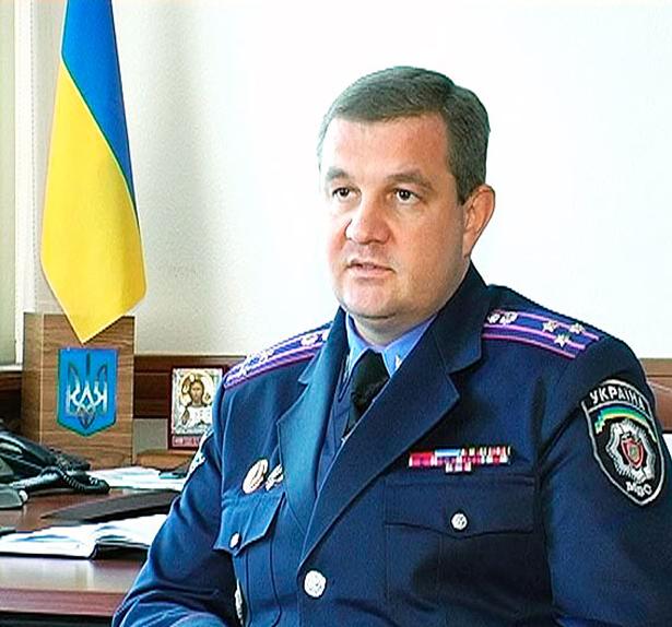 Голова ГУ МВС у Луганській області Анатолій Науменко - фото 8