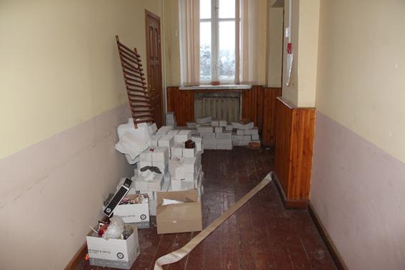 В Житомирі на кондитерській фабриці готувались до силового протистояння - фото 4