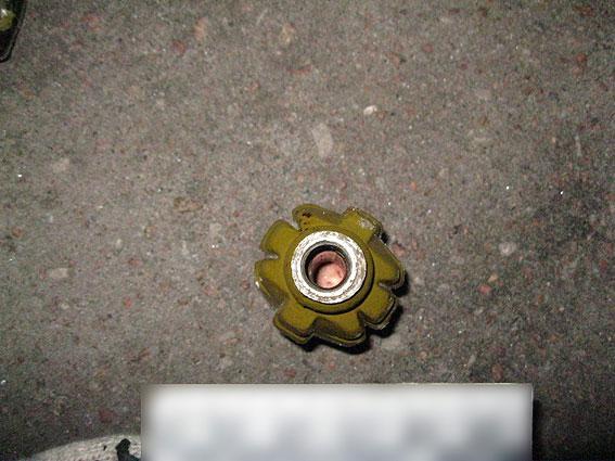 На Чернігівщині втікав кинув у поліцейських гранату  - фото 1
