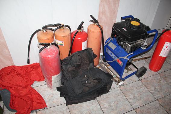 В Житомирі на кондитерській фабриці готувались до силового протистояння - фото 5