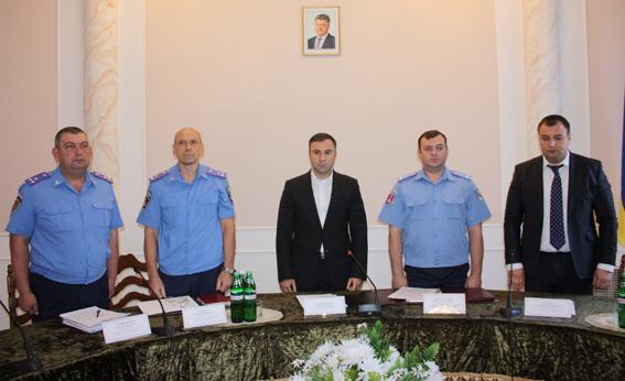 Головний міліціонер Одещини представив двох заступників (ФОТО) - фото 3