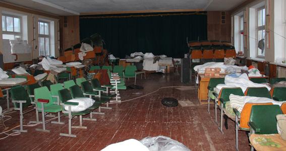 В Житомирі на кондитерській фабриці готувались до силового протистояння - фото 2