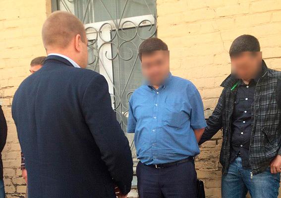 Начальника відділення поліції з Київської області затримано на хабарі - фото 1