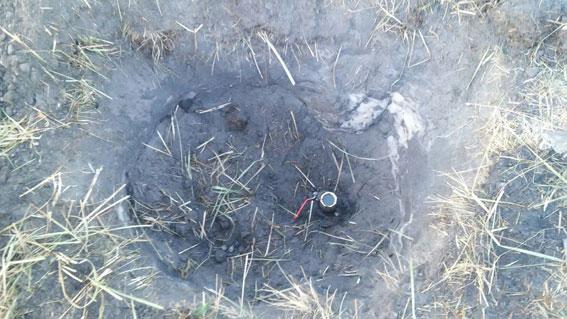 Під Крансоградом затримали викрадача газу - фото 1