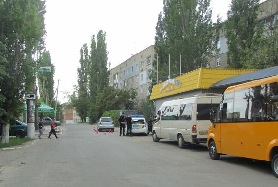 У Миколаєві хлопчик-велосипедист потрапив під трамвай