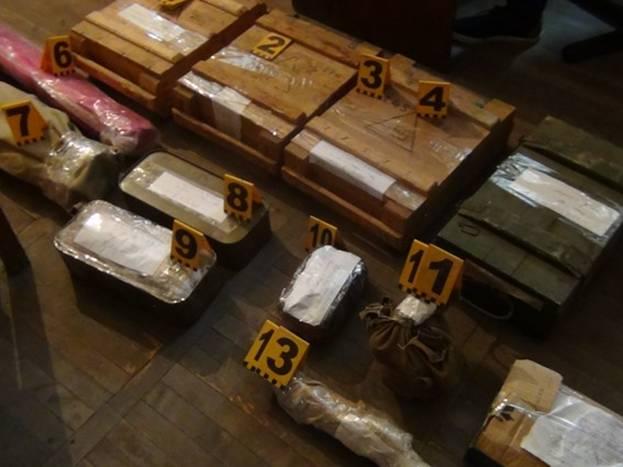 На Запоріжжі поліція вилучила арсенал зброї та боєприпасів - фото 3