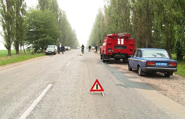 На Вінничині сон водія закінчився чотирма смертями - фото 1