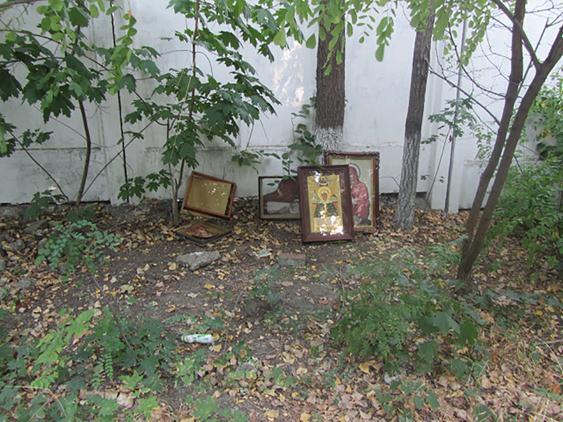 У Миколаєві невідомі обікрали Свято-Симеонівський собор - фото 1