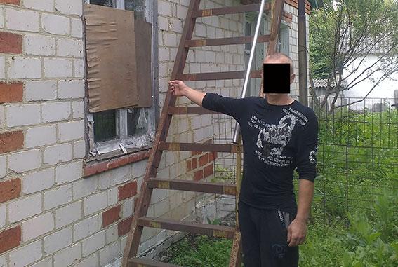 """Під Харковом квартирант """"обчистив"""" домівку пенсіонерки - фото 1"""