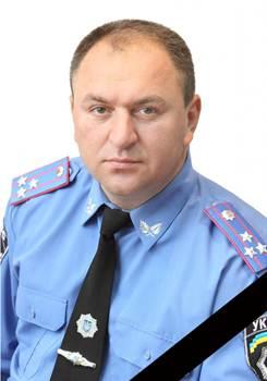 Помер начальник вінницької поліції Юрій Куций - фото 1
