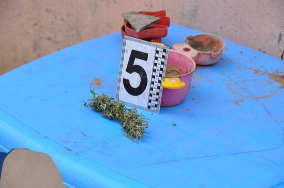 """Опій, граната і конопля для """"птахів"""": у миколаївця знайшли """"улов"""""""