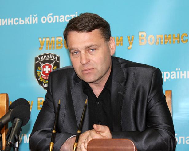 Голова ГУ МВС у Луганській області Анатолій Науменко - фото 24
