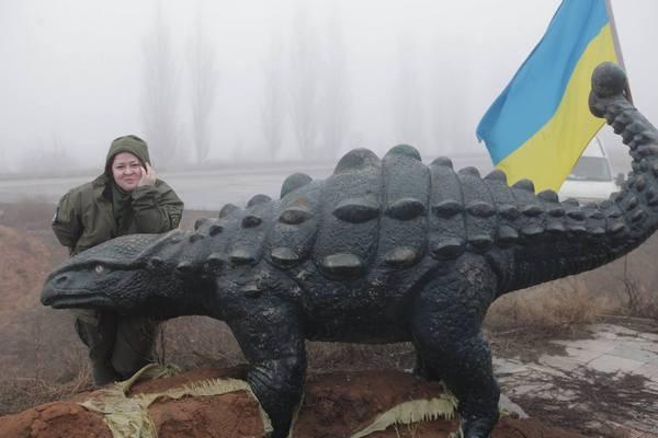 """Парк """"лугандонського періоду"""" знайшли вінницькі волонтери на Сході - фото 3"""