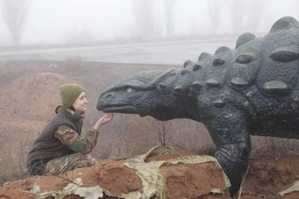 """Парк """"лугандонського періоду"""" знайшли вінницькі волонтери на Сході - фото 4"""