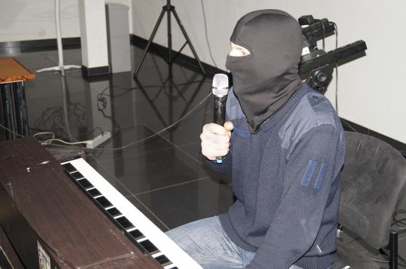 У Вінниці грав піаніст з Майдану  - фото 1