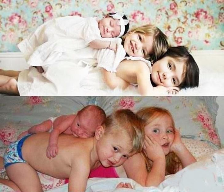 Картинки ожидание реальность смешные про семью