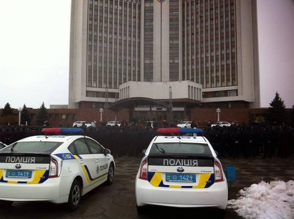 Вінницька поліція готується до складання присяги - фото 1