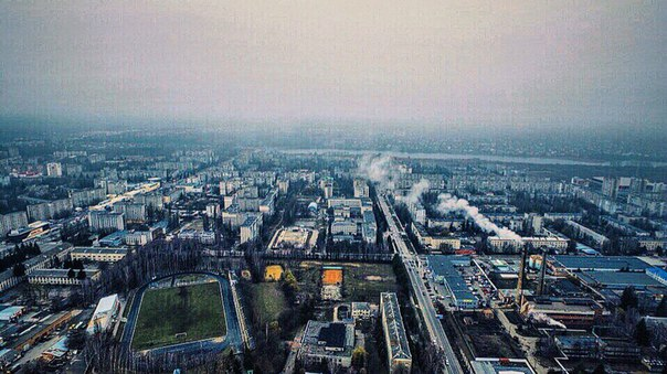 Вінничанам показали, як виглядає місто з висоти пташиного польоту - фото 3