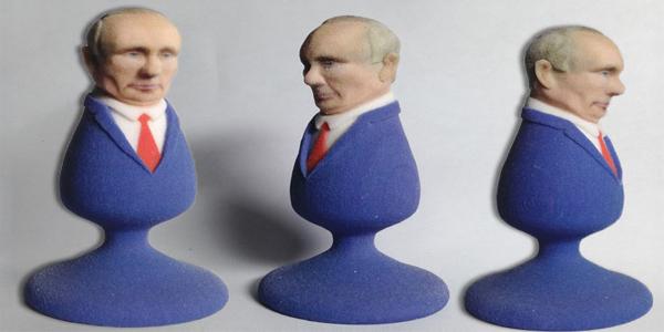 Як виглядає секс-іграшка з обличчям Путіна (18+, ФОТО) - фото 1
