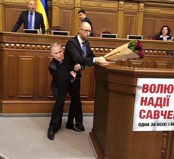 В усьому винен Путін (ФОТОЖАБИ) - фото 4