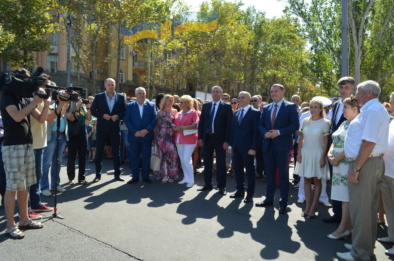Як Миколаїв святкував 227 День міста