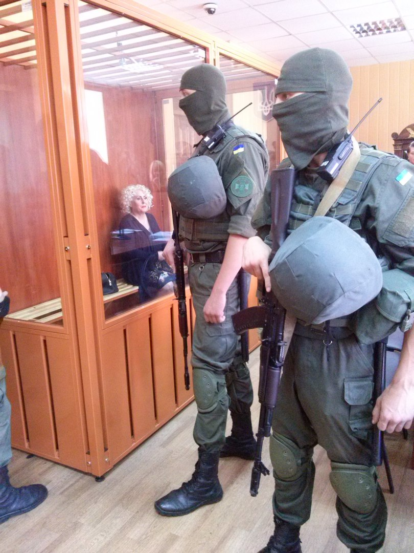 У Харкові Штепа переведена під посилену охорону - фото 1